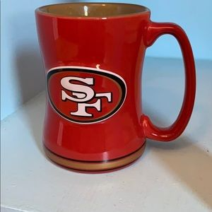 Other - San Francisco 49er's Coffee Cup
